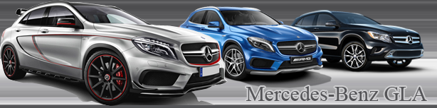 Mercedes GLA Forum